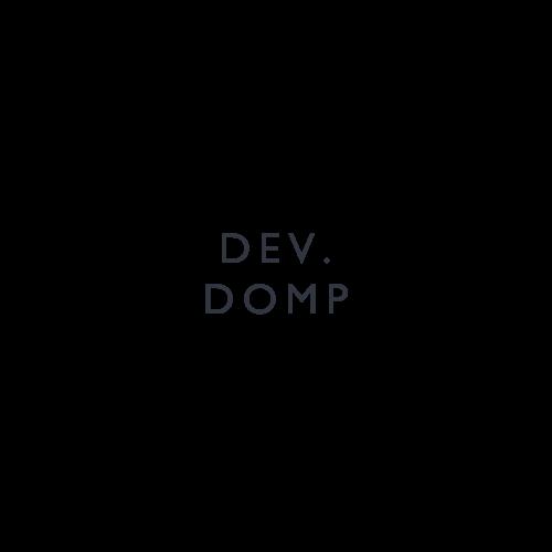 Devdom p header   logo