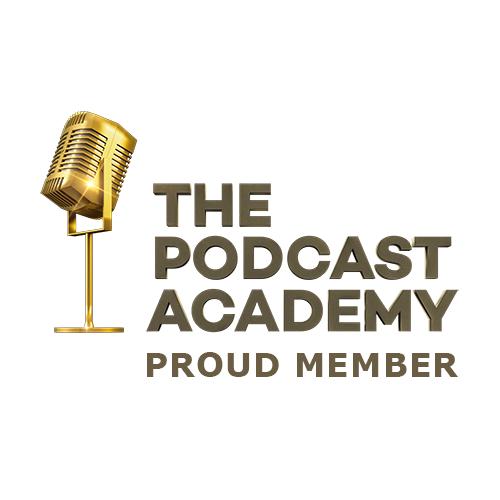 Podcast Academy logo