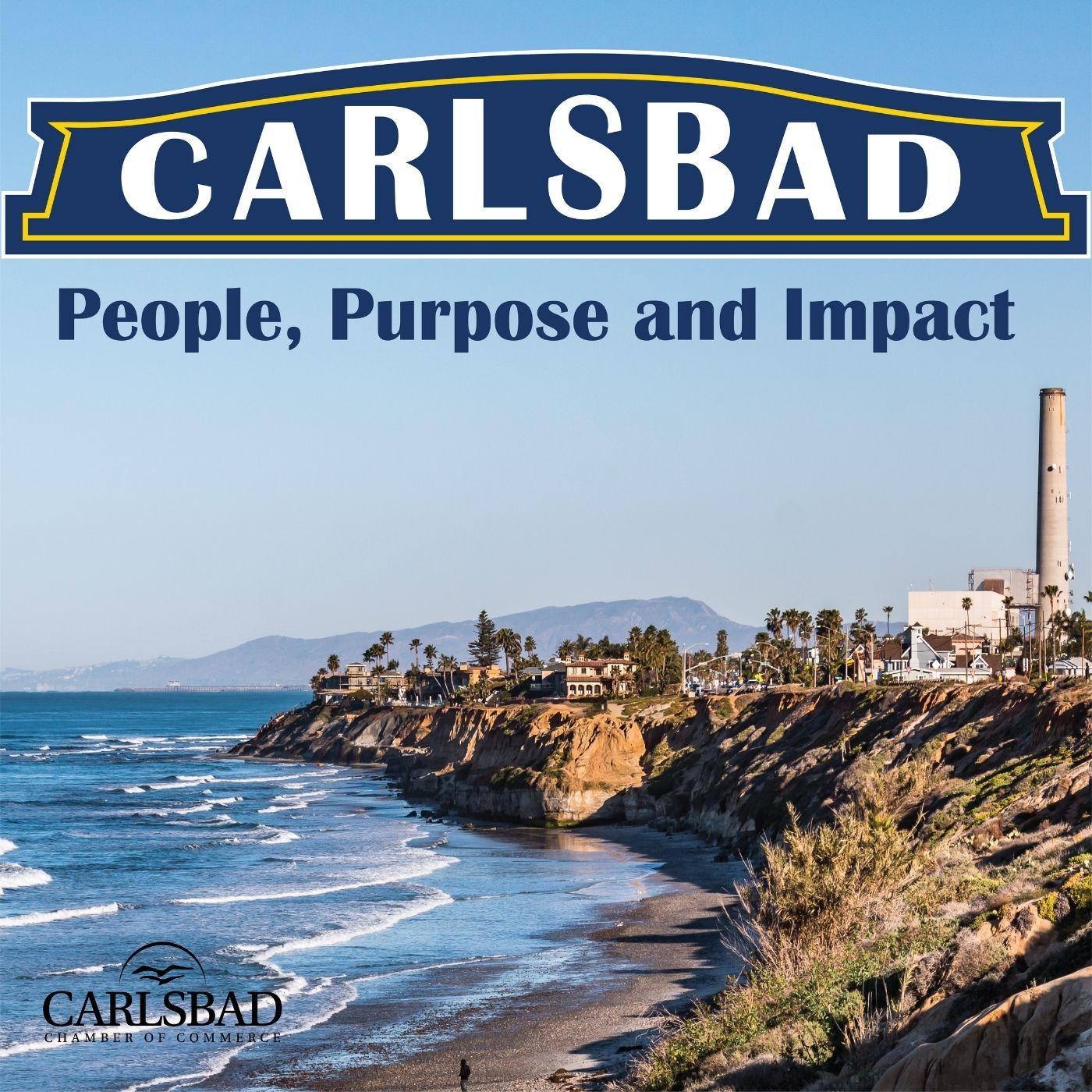 Carlsbad: People, Purpose and Impact album artwork