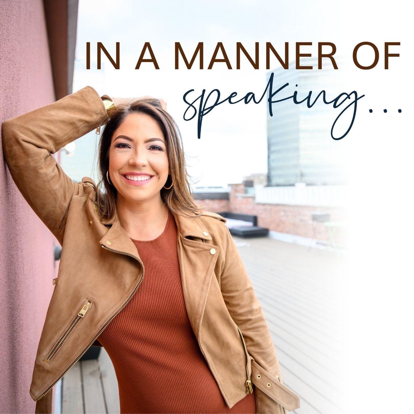 In A Manner of Speaking album artwork