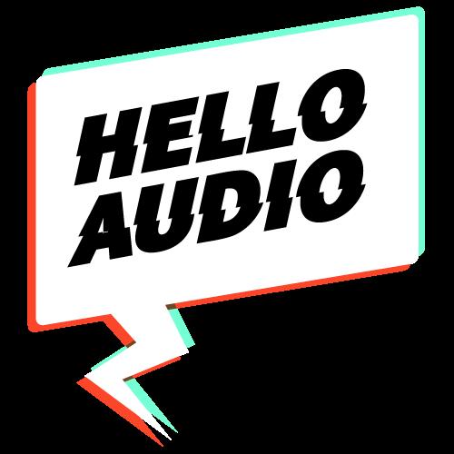 Hello Audio Logo