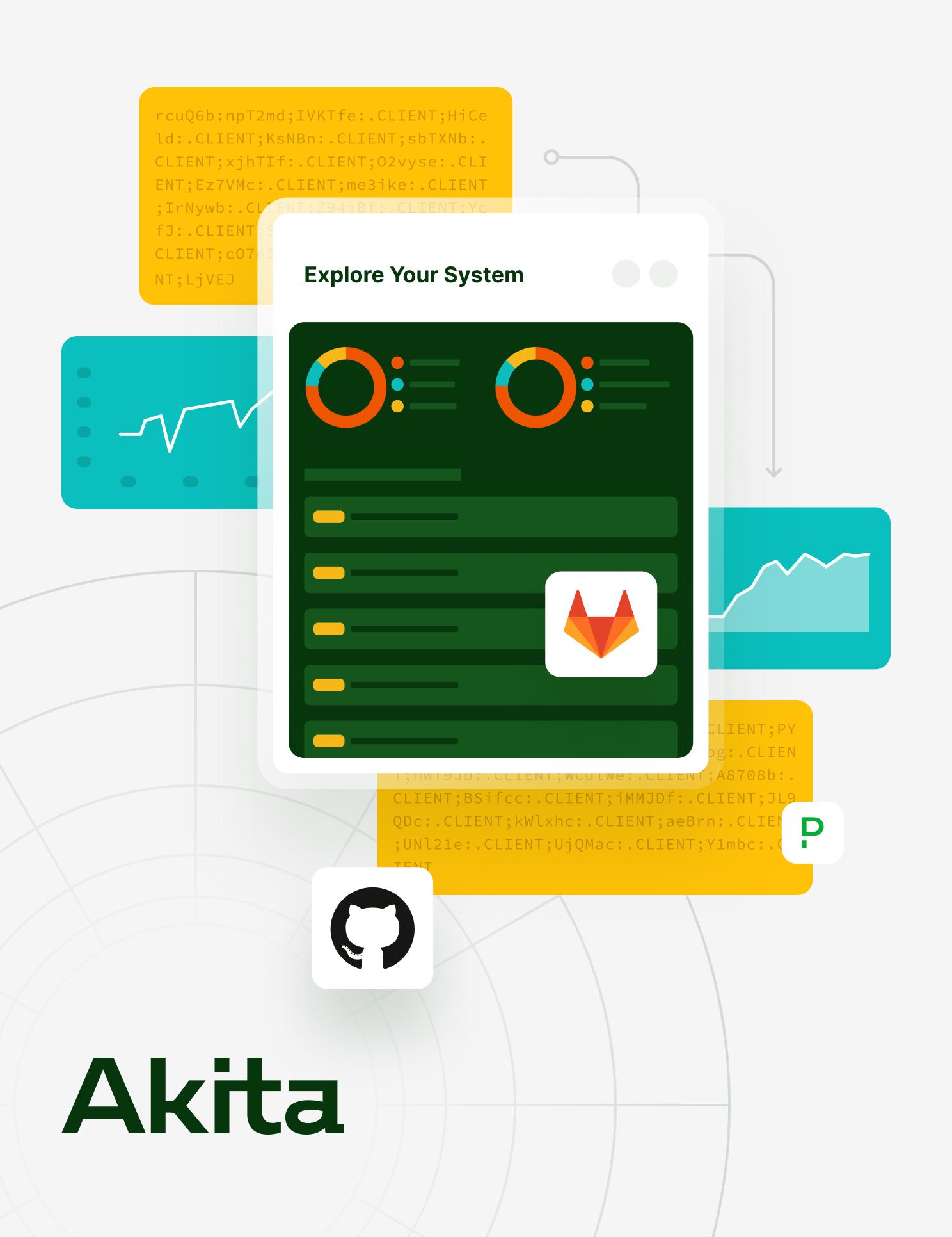 Akita illustration designed by Zypsy