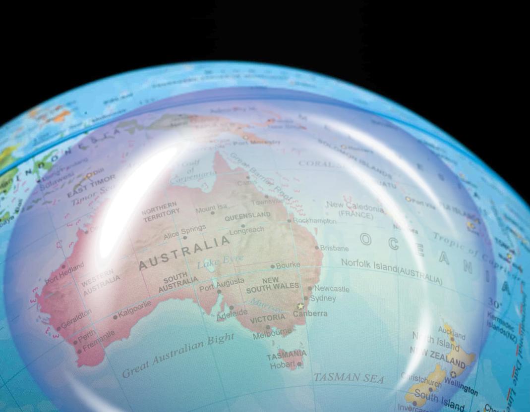 Thinking Beyond the Trans-Tasman Bubble
