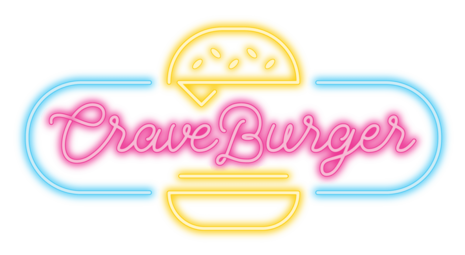 Crave Burger Logo