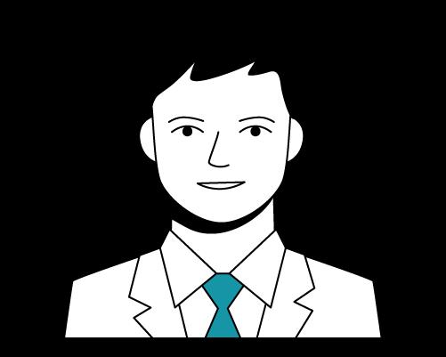 Illustration of Jonas, Cabital's Senior Money Laundering Reporting Officer