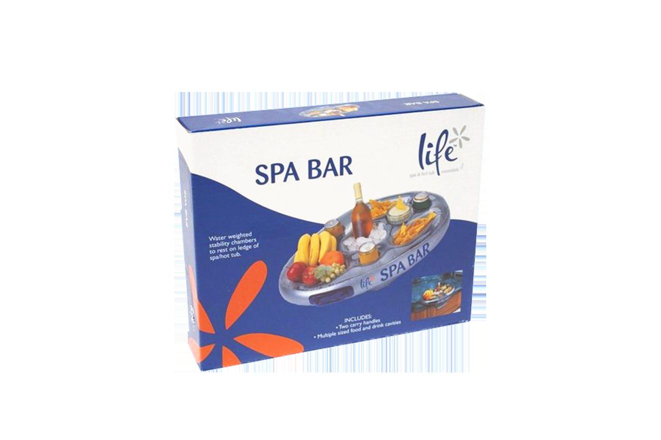 Floating Life Spa Pool Bar