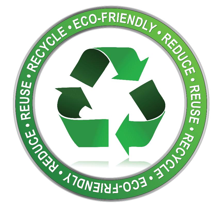 За да намалим замърсяването на природата, трябва да рециклираме