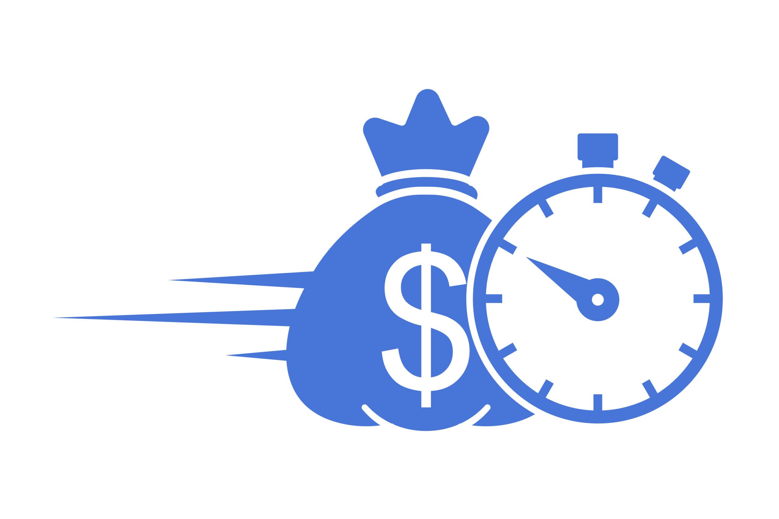 Бърз кредит, отпуснат от компания за бързи кредити