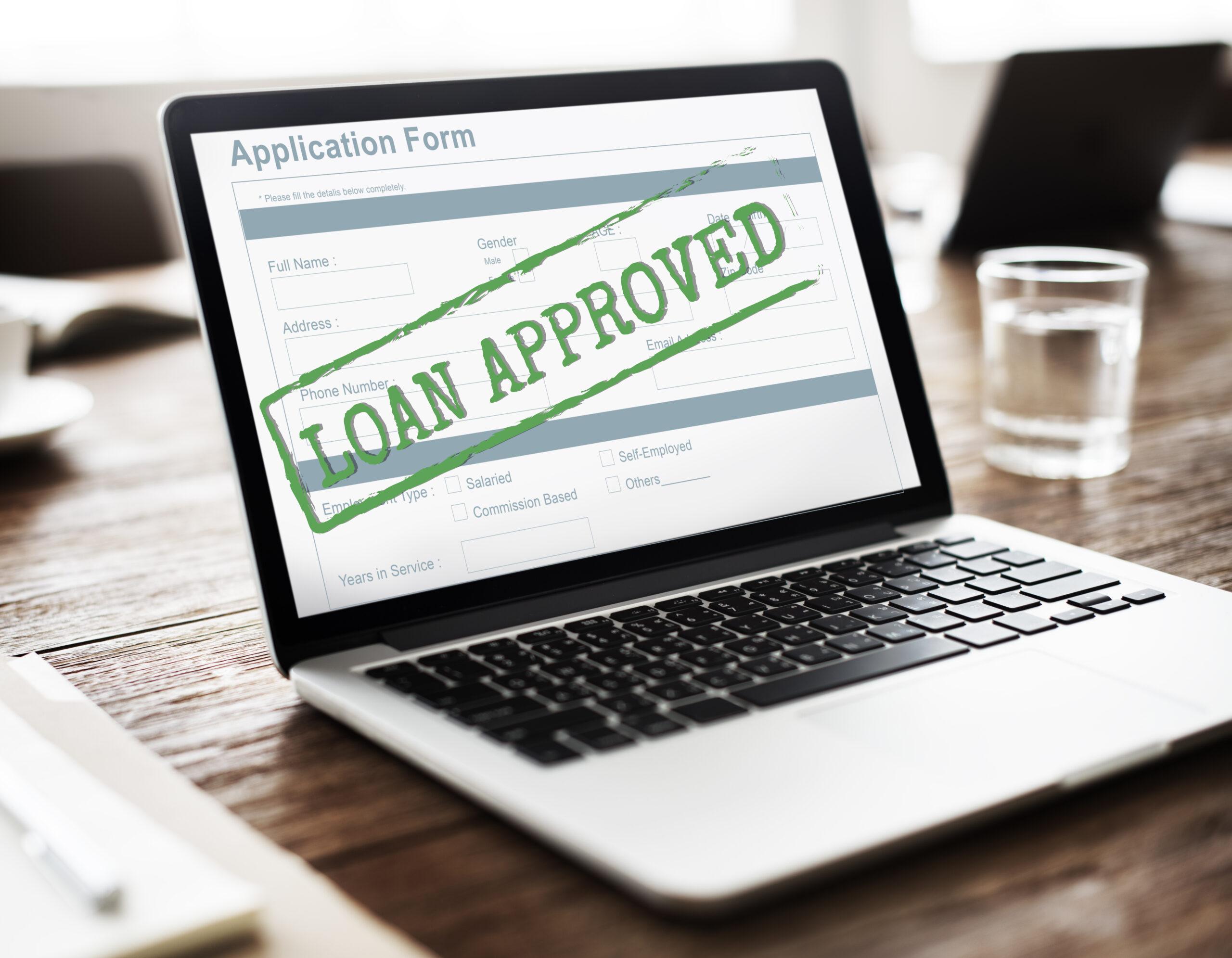 Одобрена заявка при кандидатстване за кредит онлайн
