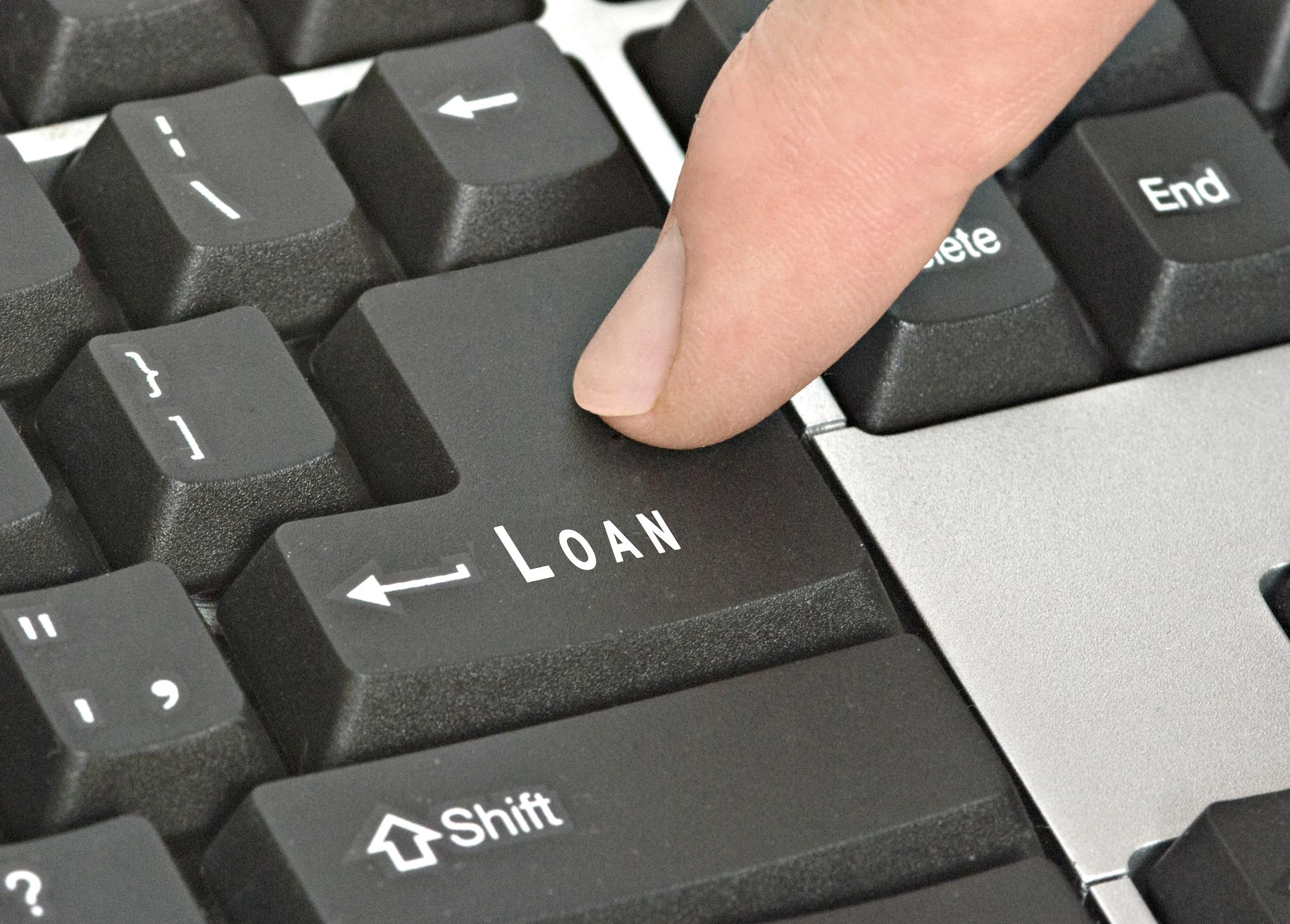 Лесно и бързо кандидатстване за заем, ако имаме проблеми със своя бюджет