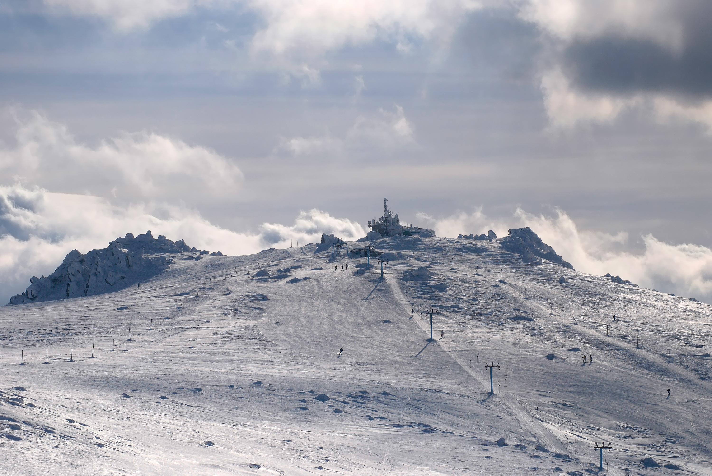 Разходка около София до Черни връх