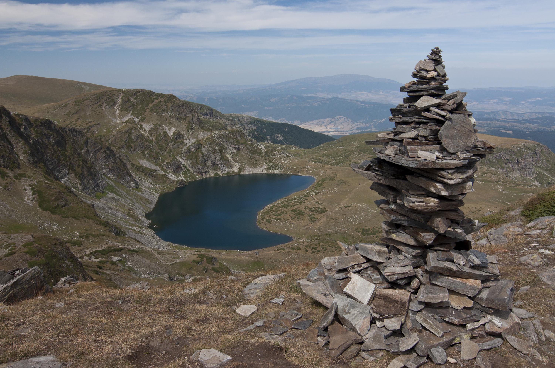 Бъбрека - едно от Седемте рилски езера