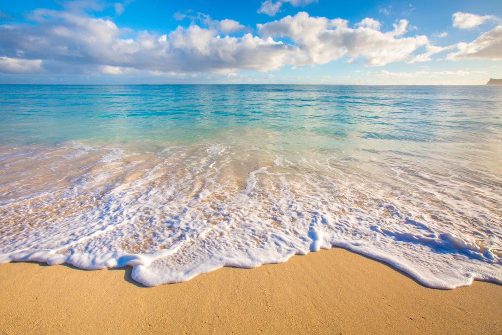 На брега на един от най-красивите плажове в България