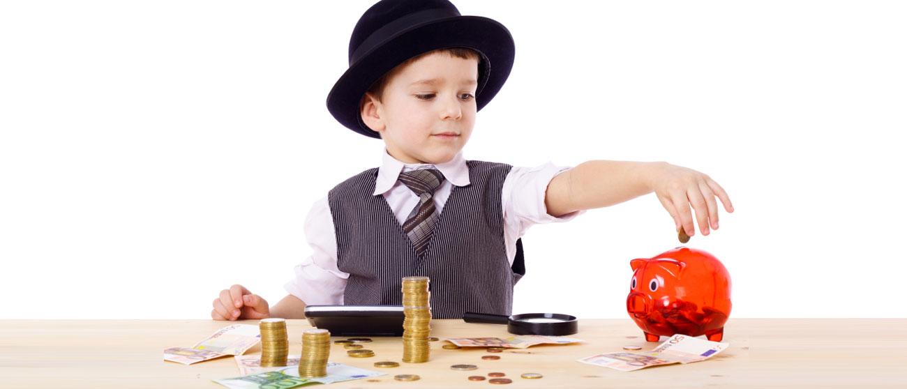 Учевне на децата да ценят парите