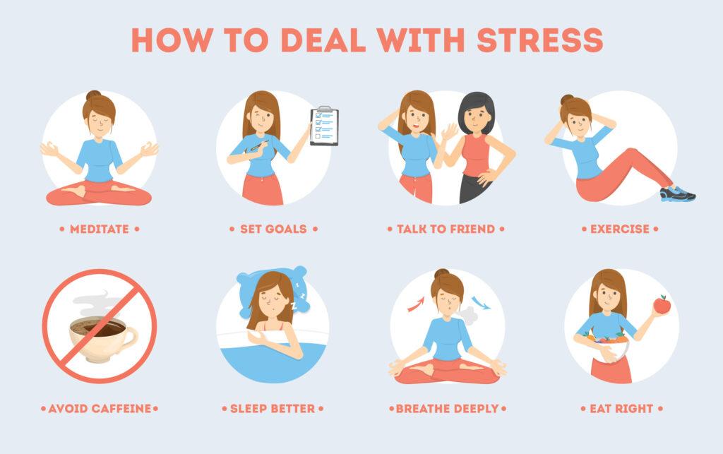 Техники за справяне със стреса