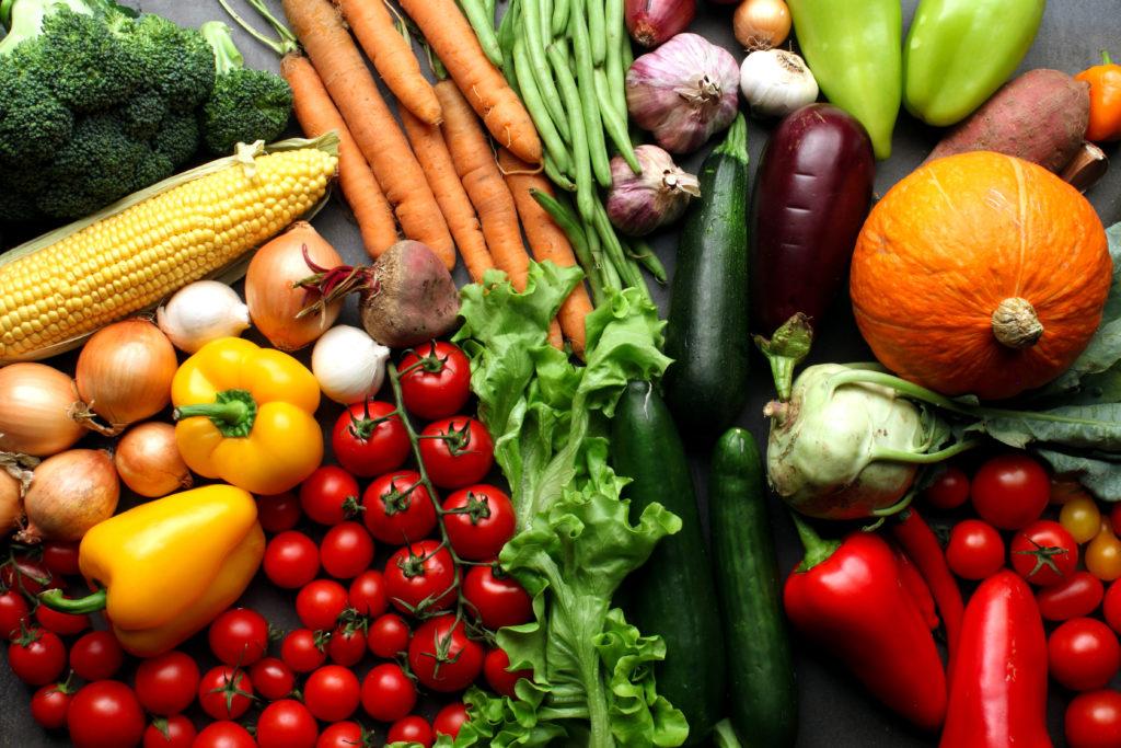 Зеленчуците - полезна храна през лятото и не само