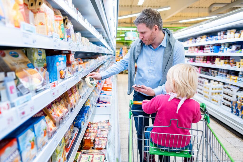 Причини за бързи кредити - закупуването на храна