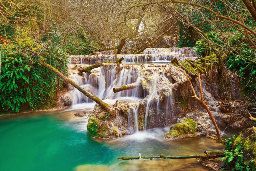 Природни забележителности - Крушунските водопади