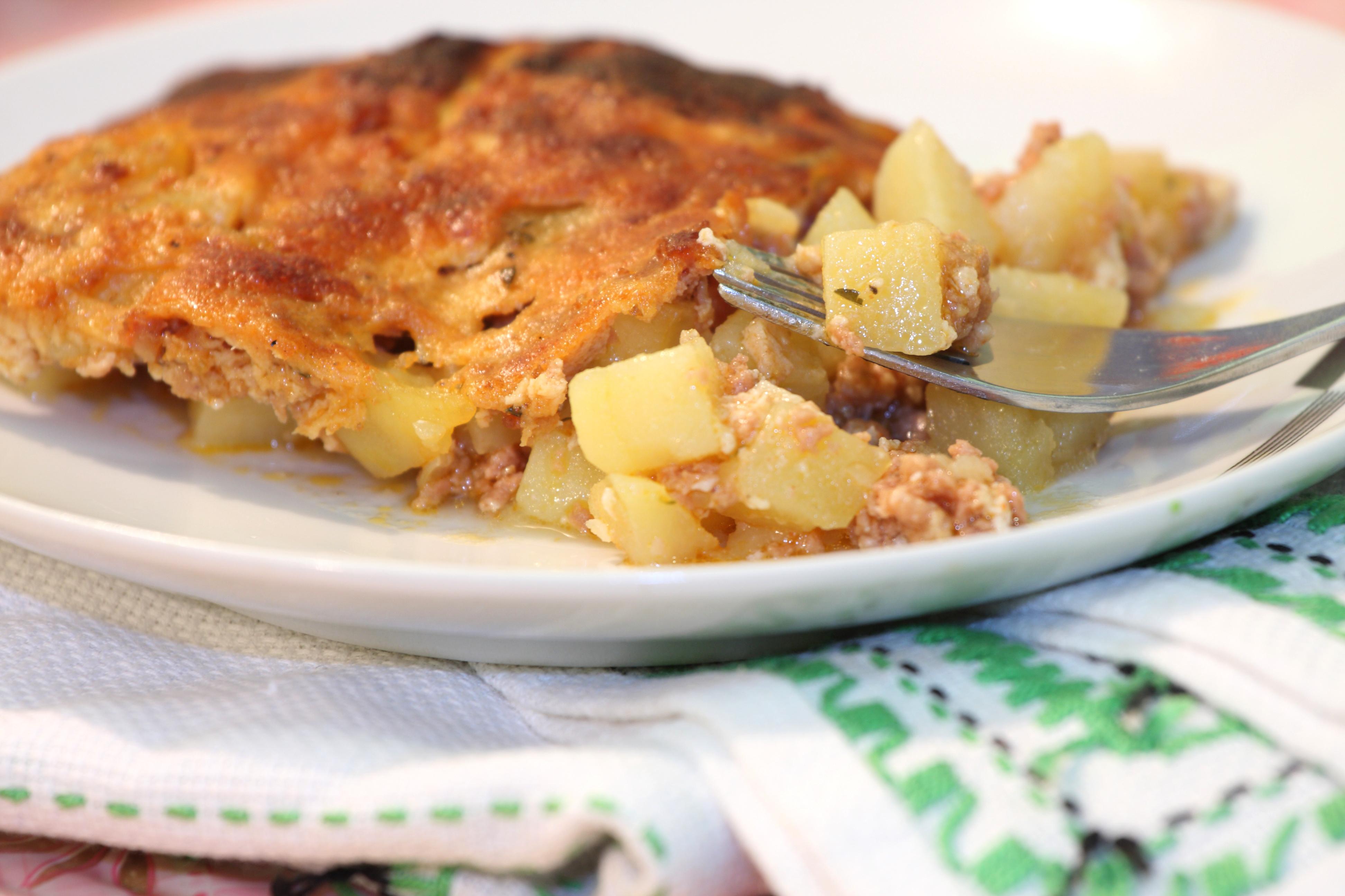Традиционни български храни - мусака