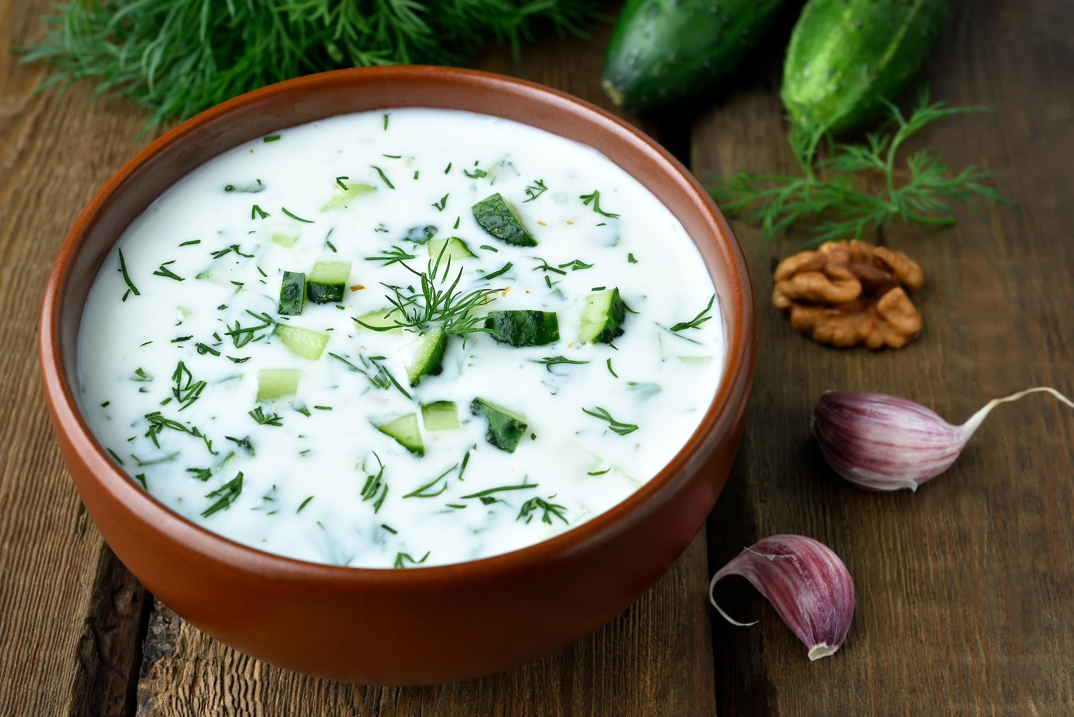 Традиционни български храни - таратор