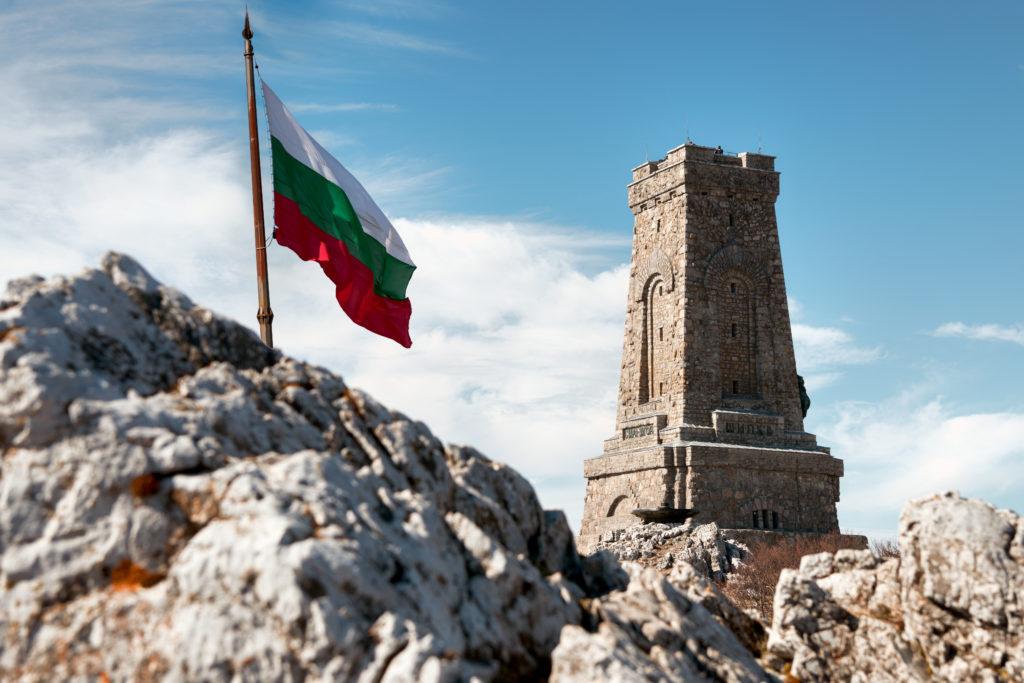 Паметника Шипка - символ на Освобождението на България
