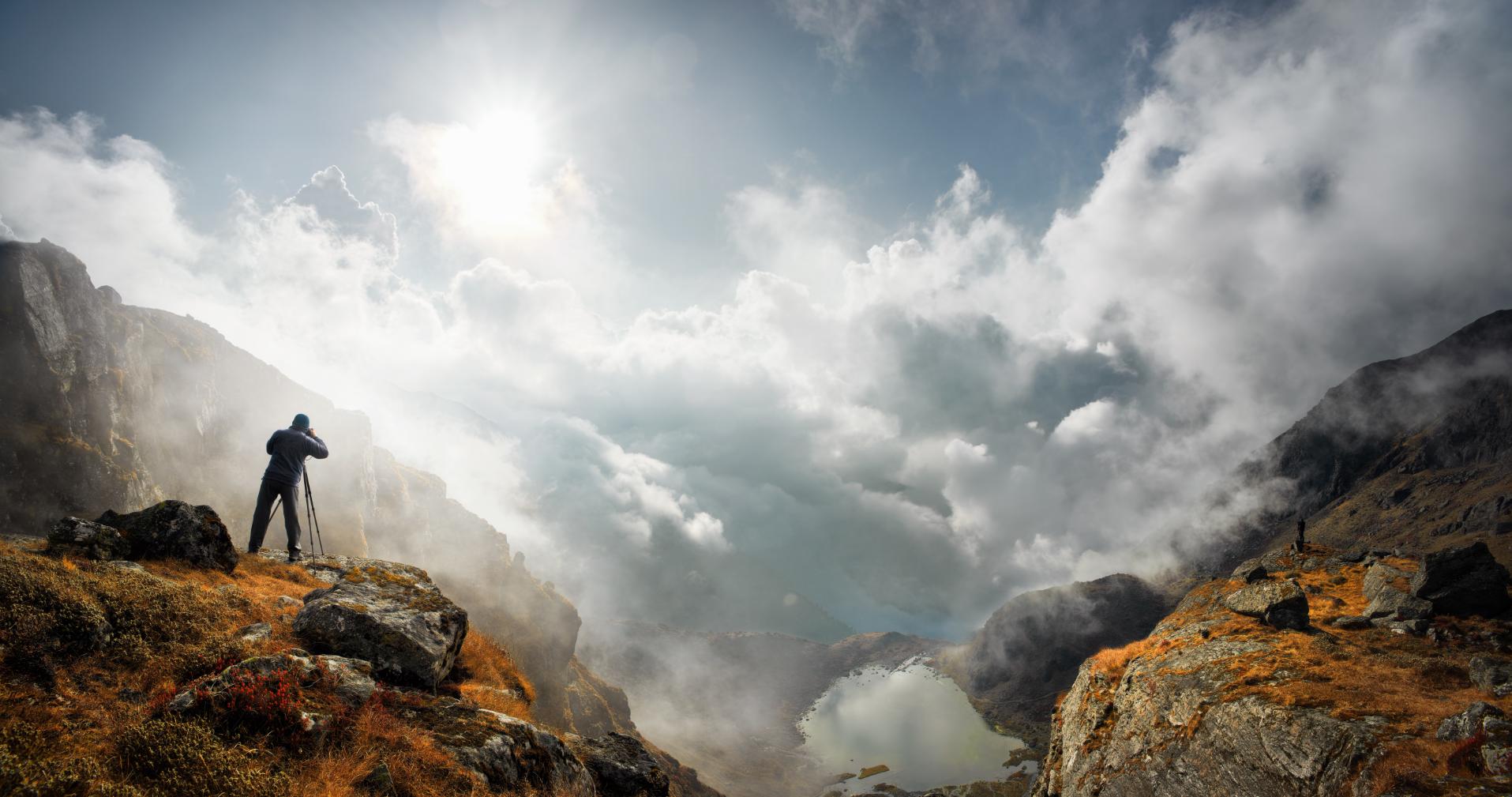 Пейзаж-мечта за всички фотографи
