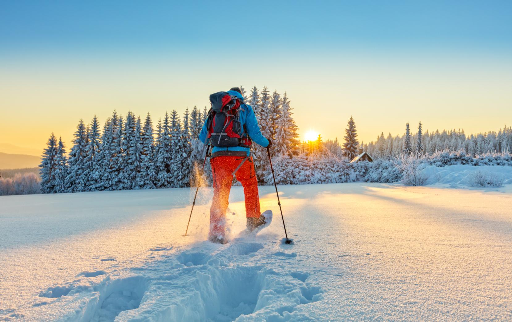 Как да се подготвим за ходене на планина през зимата?