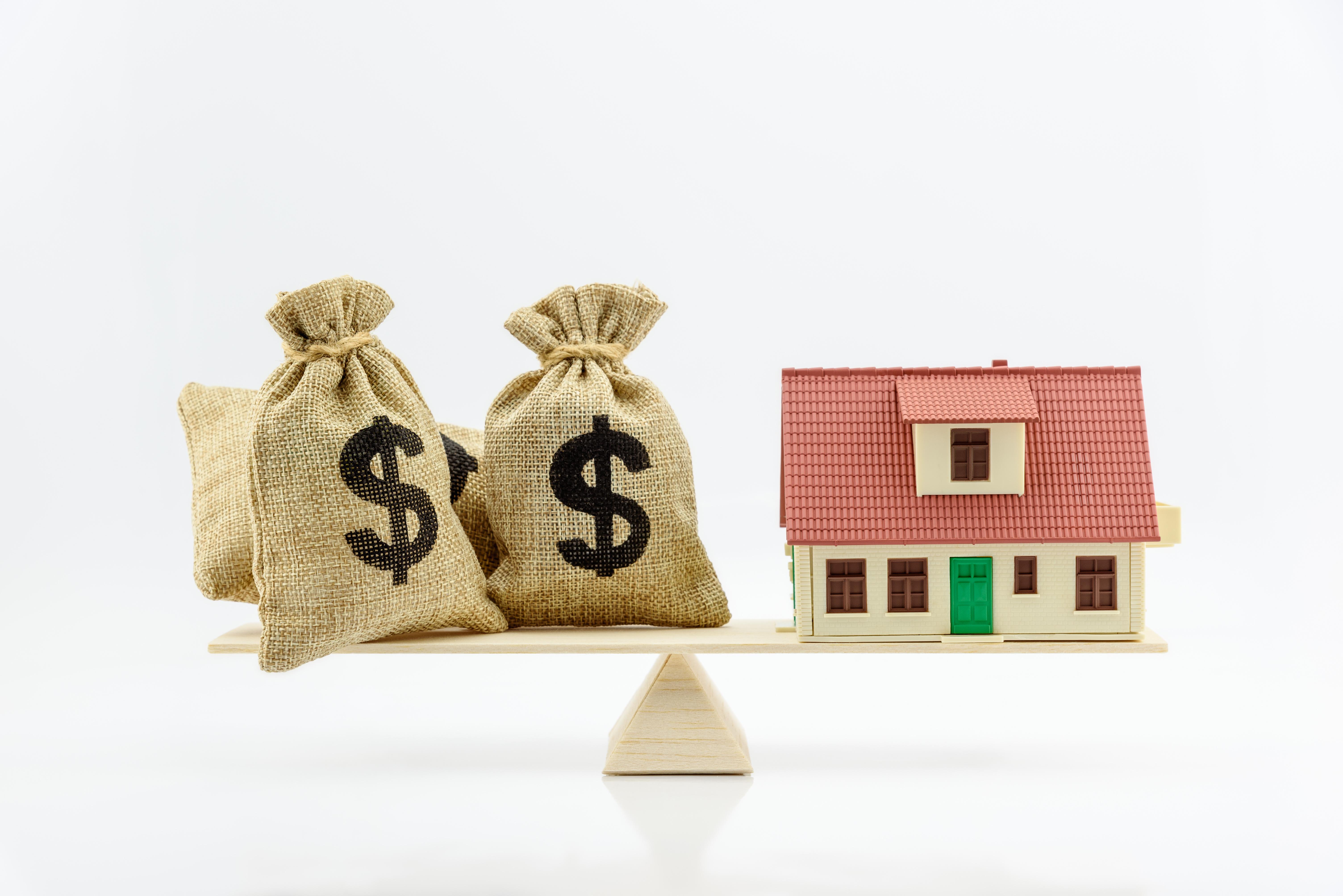 Какво е кредит срещу ипотека?