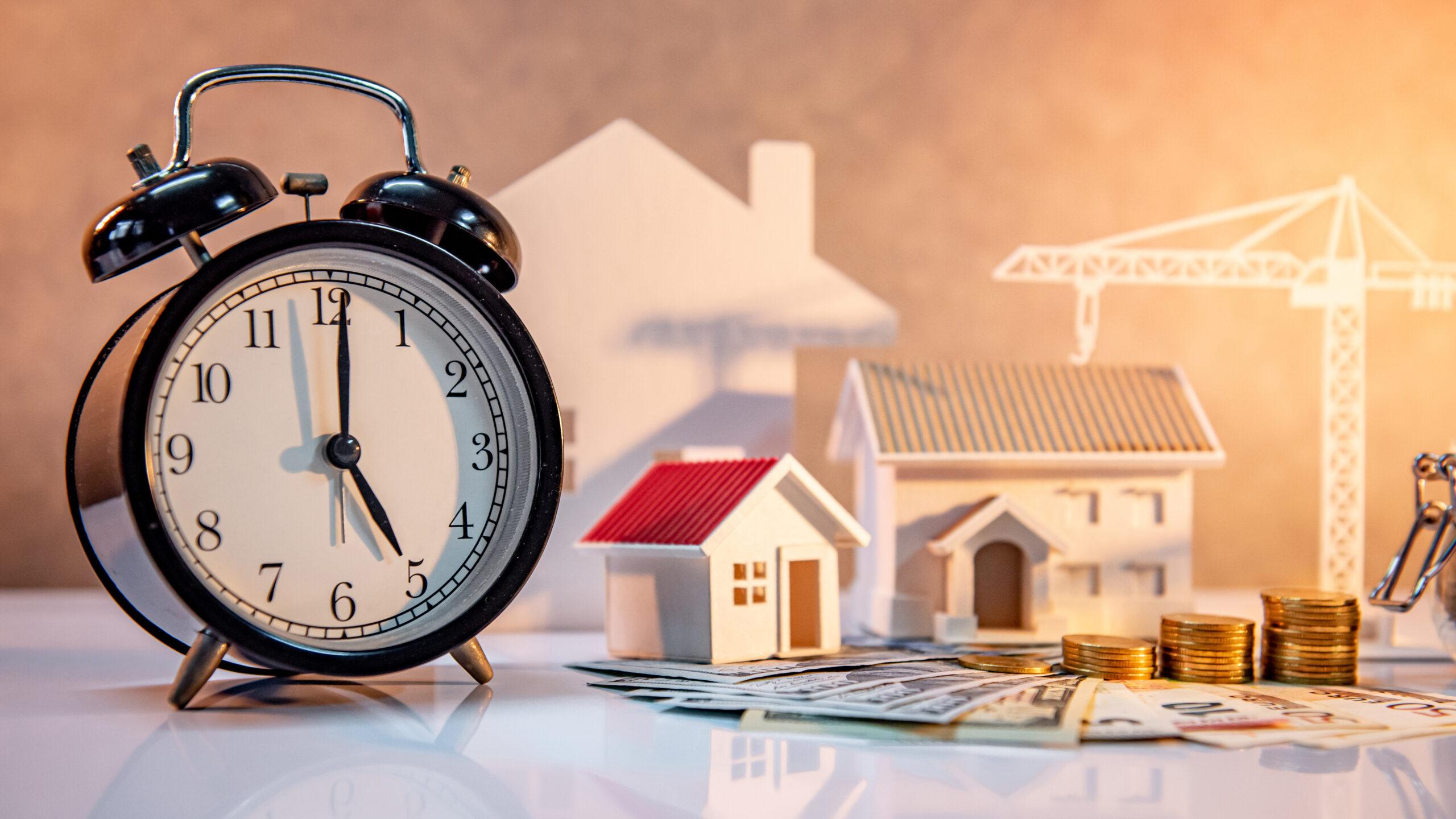 Колко време и разходи отнема отпускането на ипотечен кредит?