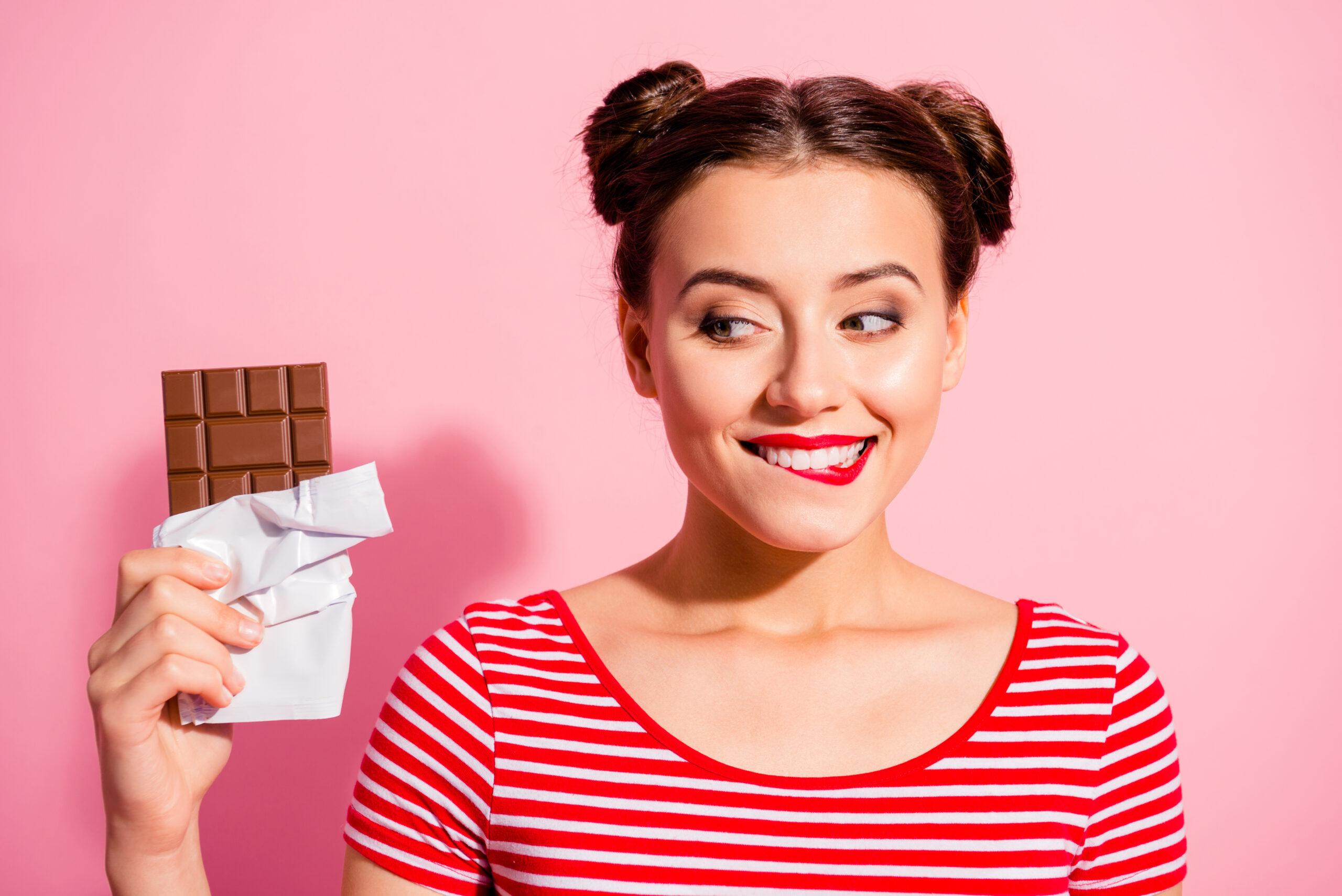 Шоколад – удоволствие, наслада и ползи от хапването му