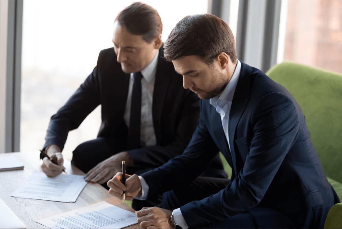 Финализиране на сделка за теглене на кредит без поръчител