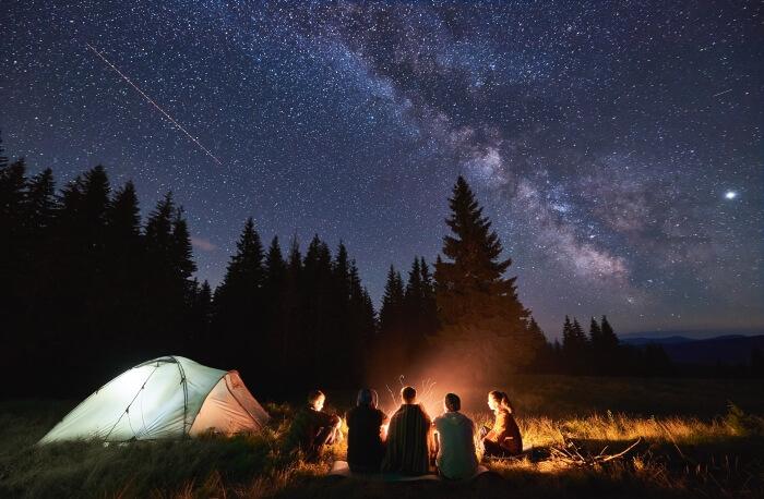 Какво трябва да носим, когато ходим на палатка?