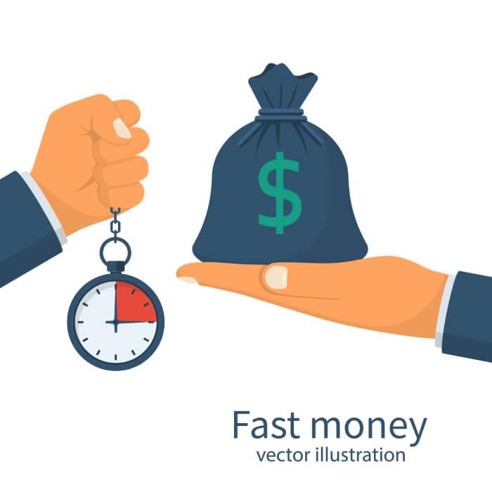 Бързи пари, давани за определен срок от време