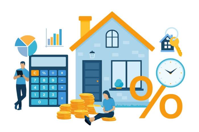 Двойка, търсеща вариант за взимане на пари на заем