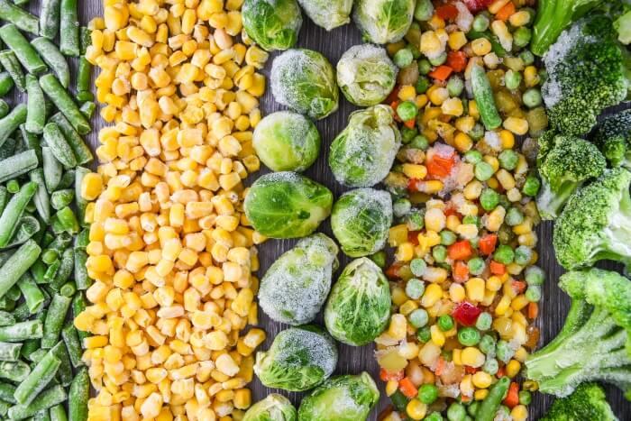 Как да замразявате плодове и зеленчуци за зимата?