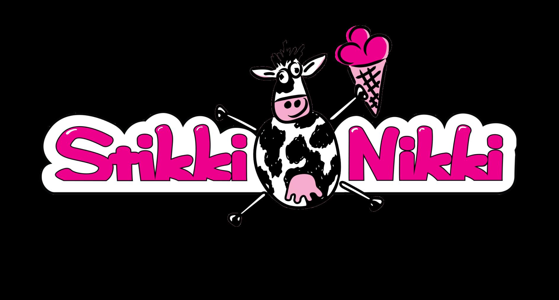 StikkiNikki's logo