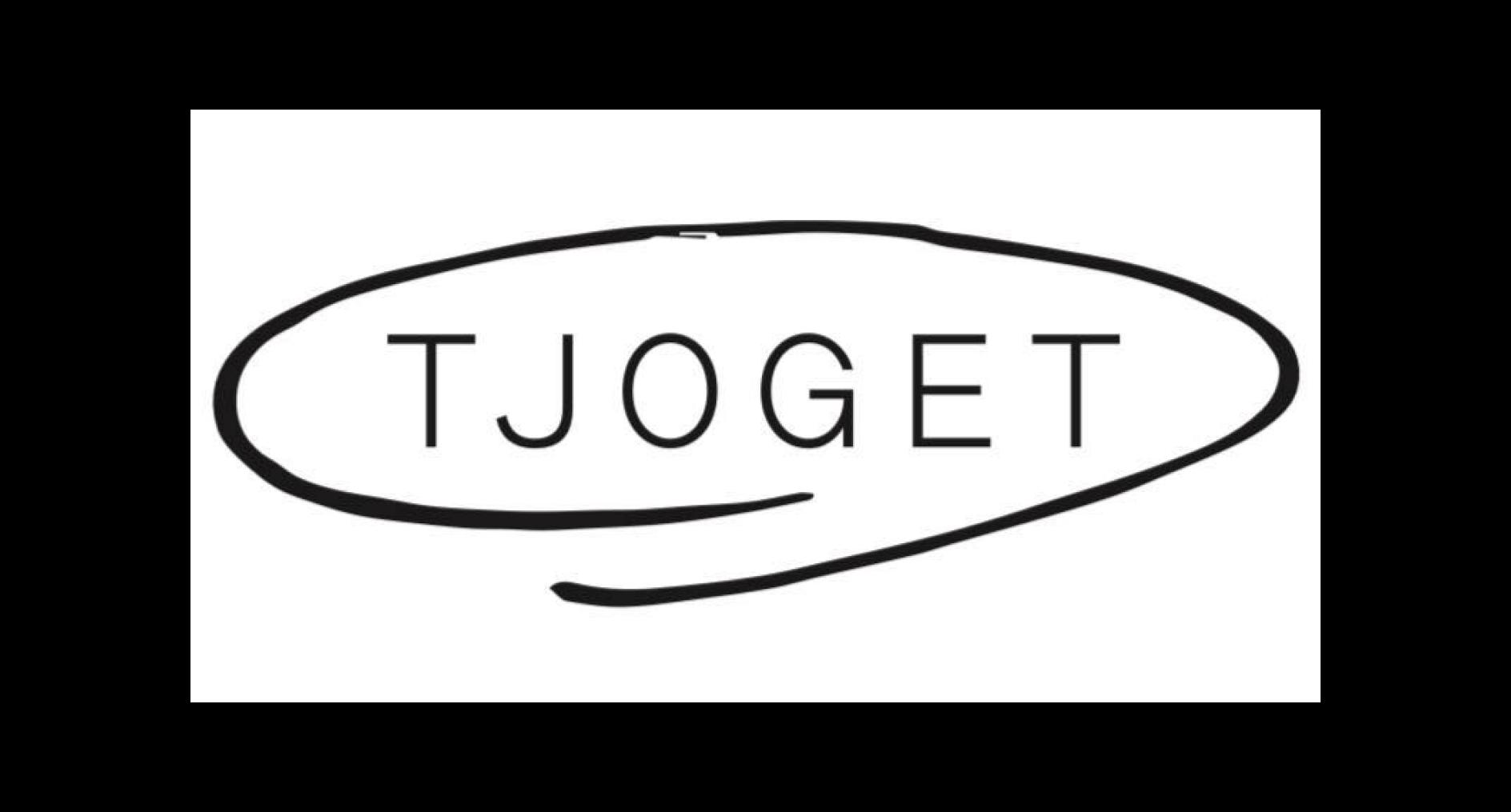 Tjoget's logo