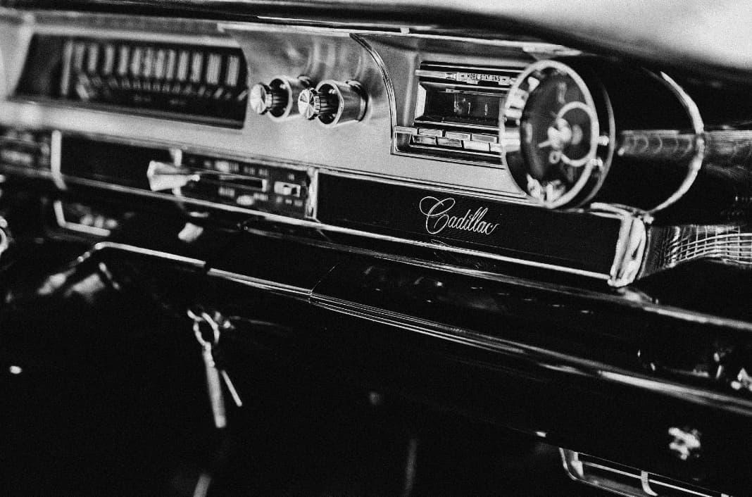 Cadillac Eldorado Retro Car