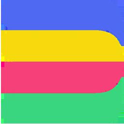 Rake universal messaging platform icon