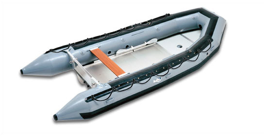 Achillies SU-14 Inflatable Boat