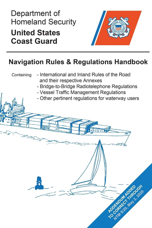 United States Coast Guard Navigation Rules and Regulations