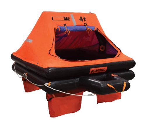 Revere Ocean Safety Life Raft