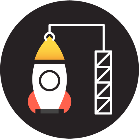 Small picture of a rocket