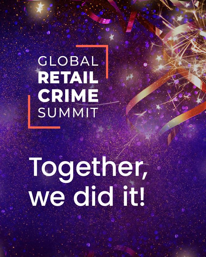Global Retail Crime Summit Banner