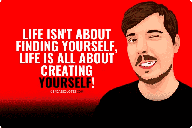 Mr Beast Quotes by Jimmy Donaldson   Mr Beast - Badass Quotes