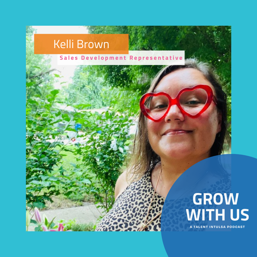 Kelli Brown Grow With Us Podcast