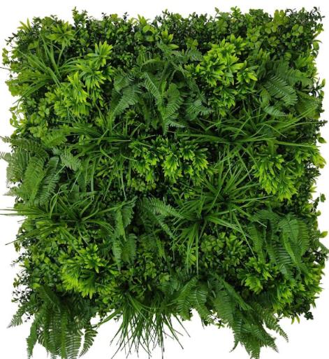 8 pasos para hacer un jardín vertical (artificial) en casa