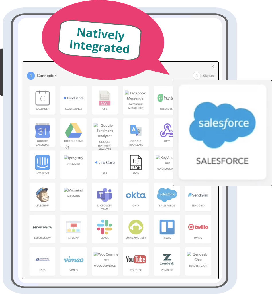 Native-DeepConverse-Salesforce-integration