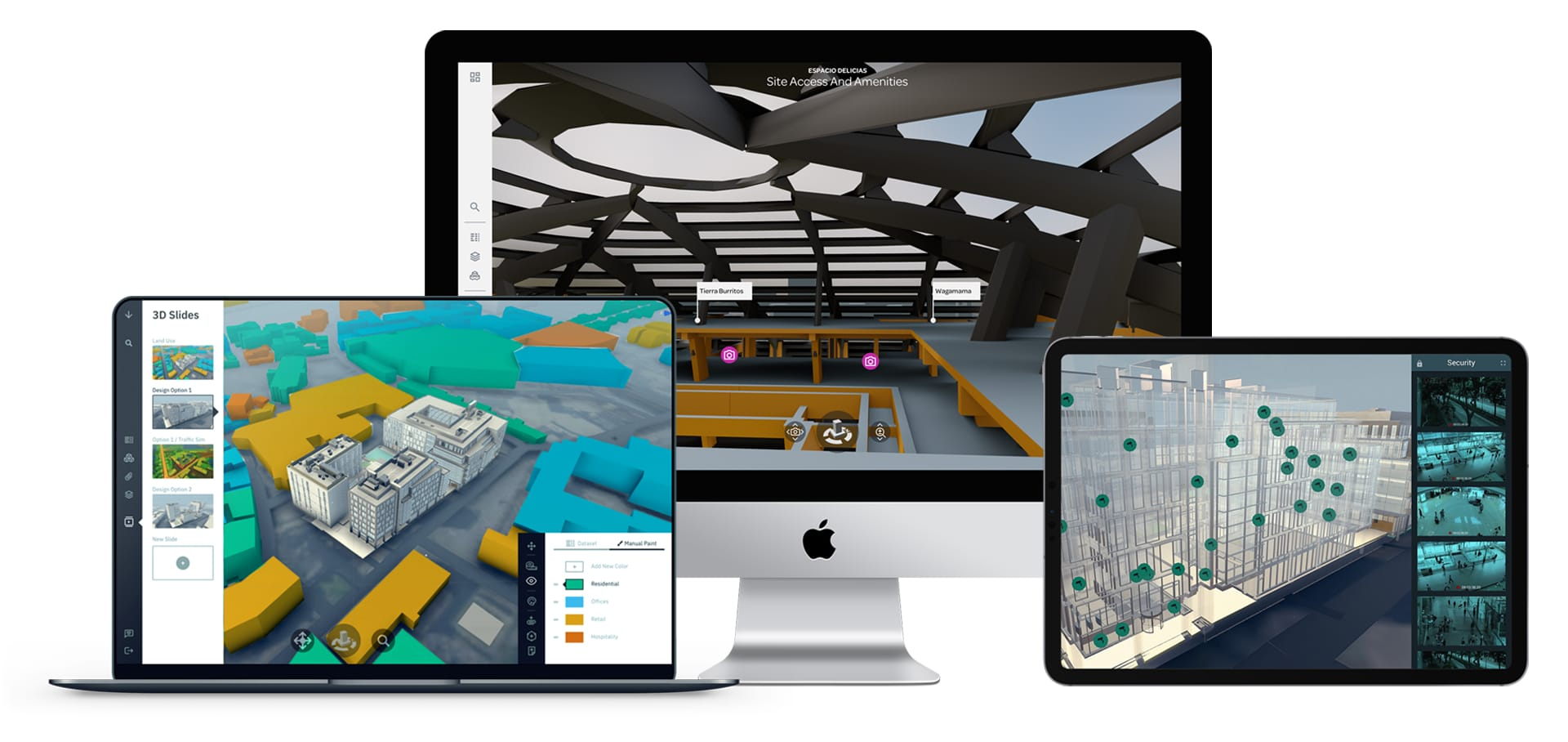 Cityzenith: site access and amenities