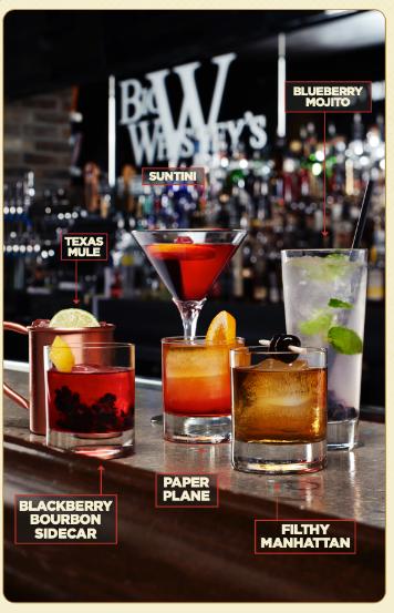 Drinks account for high profitability restaurant franchises